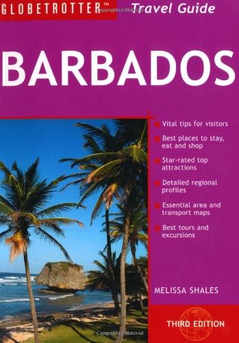Barbados Travel Pack, 3rd (Globetrotter Travel Packs): Shales, Melissa