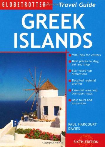 9781847738905: Greek Islands Travel Pack, 6th (Globetrotter Travel Packs)