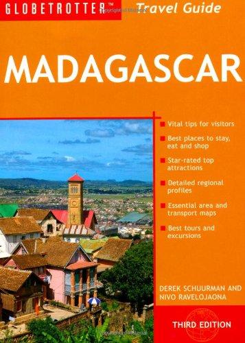 9781847739124: Madagascar Travel Pack, 3rd (Globetrotter Travel Packs)