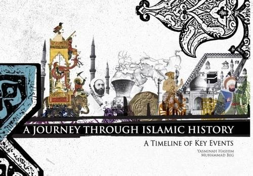 9781847740281: A Journey Through Islamic History: A Timeline of Key Events