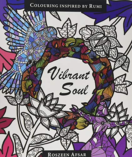 9781847741158: Vibrant Soul: Coloring Inspired by Rumi