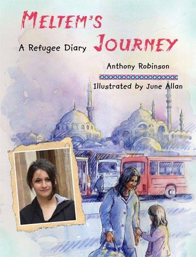 9781847800312: Meltem's Journey: A Refugee Diary