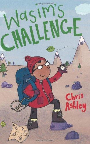9781847800565: Wasim's Challenge