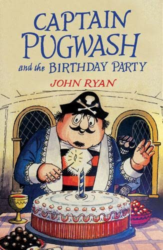 9781847800718: Captain Pugwash and the Birthday Party