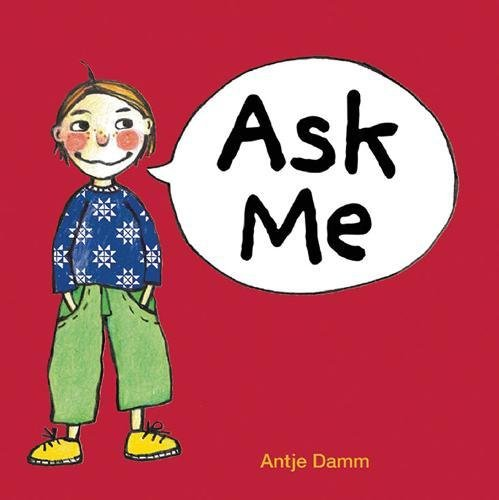 Ask Me: Damm, Antje