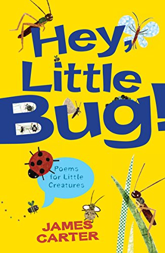 Hey Little Bug: Poems for Little Creatures: Carter, James
