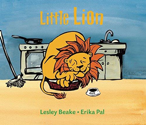 9781847801890: Little Lion