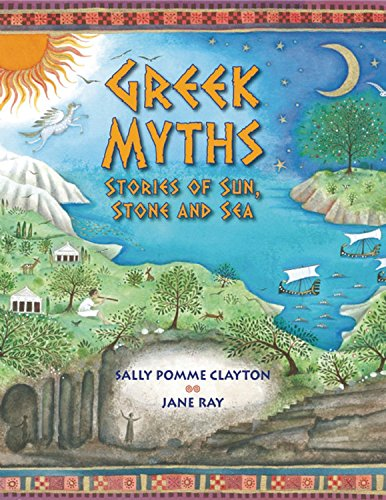9781847802279: Greek Myths: Stories of Sun, Stone, and Sea (The Classics)
