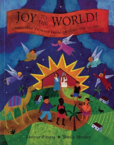 9781847802316: Joy to the World!: Christmas Stories from Around the Globe