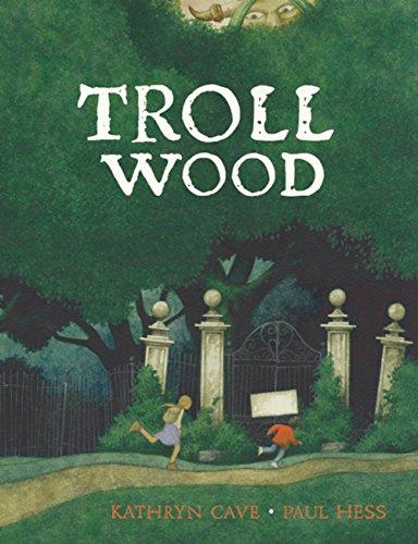 Troll Wood: Cave, Kathryn