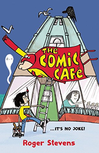 9781847802705: The Comic Cafe