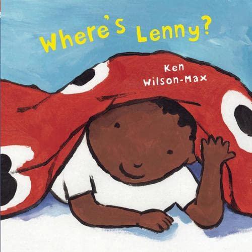 9781847803184: Where's Lenny?