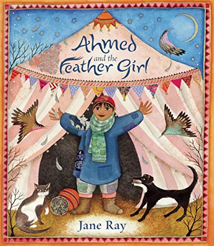 9781847803535: Ahmed and the Feather Girl