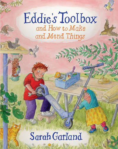 9781847803771: Eddie'S Toolbox: And How to Make and Mend Things