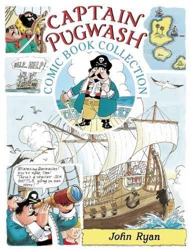 9781847803849: Captain Pugwash Comic Book Collection