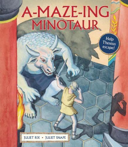 9781847804310: A-Maze-ing Minotaur