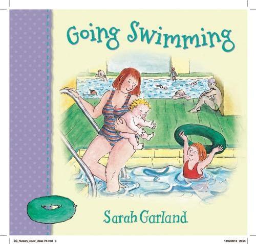 Going Swimming: Garland, Sarah