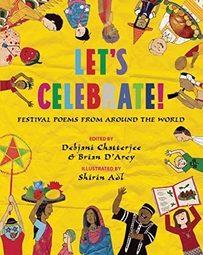 9781847804792: Let's Celebrate!: Festival Poems from Around the World