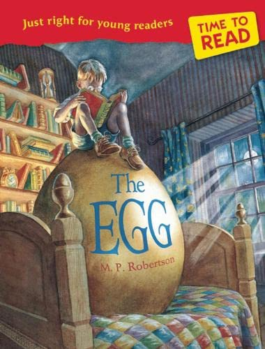 9781847805515: Time to Read: The Egg