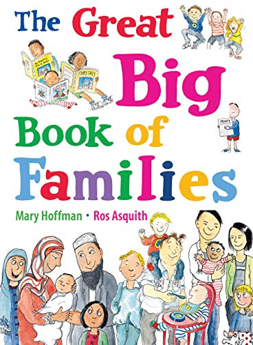 9781847805874: The Great Big Book of Families