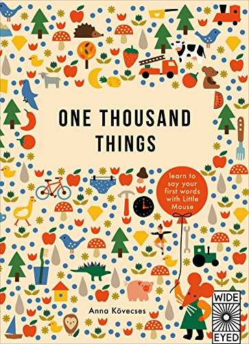 9781847806079: One Thousand Things (Learn with Little Mouse)