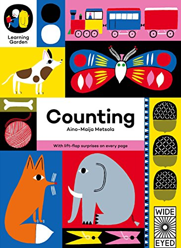 9781847806109: Counting (The Learning Garden)