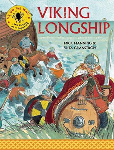 9781847806246: Viking Longship (Fly on the Wall)