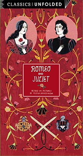 9781847806413: Classics Unfolded: Romeo and Juliet