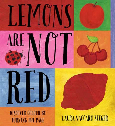 9781847806901: Lemons are Not Red
