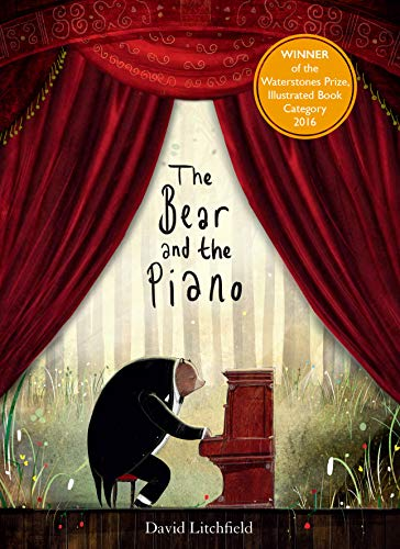 9781847807182: The Bear and the Piano [Lingua Inglese]