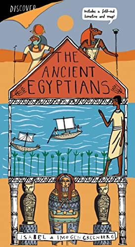 9781847808554: The Ancient Egyptians (Discover...)