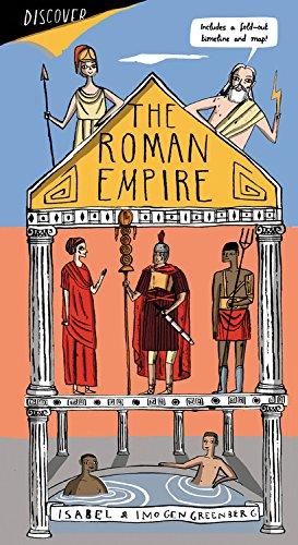 9781847808561: The Roman Empire (Discover...)