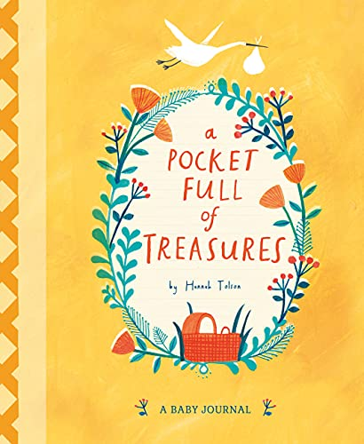 9781847808585: A Pocket Full of Treasures: A Baby Journal