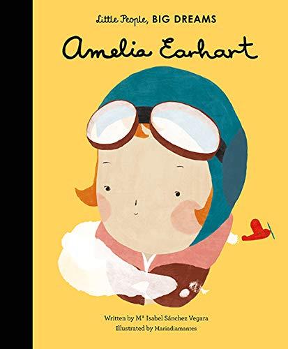 9781847808851: Amelia Earhart: 3 (Little People, Big Dreams)