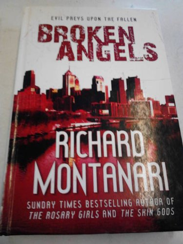 9781847820471: Broken Angels (Charnwood Large Print)