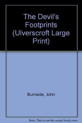 9781847820563: The Devil's Footprints (Ulverscroft Large Print)
