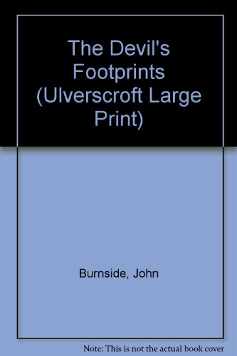 9781847820563: The Devil's Footprints (Ulverscroft Large Print)