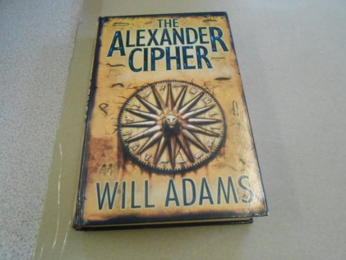 9781847822666: The Alexander Cipher (Charnwood)