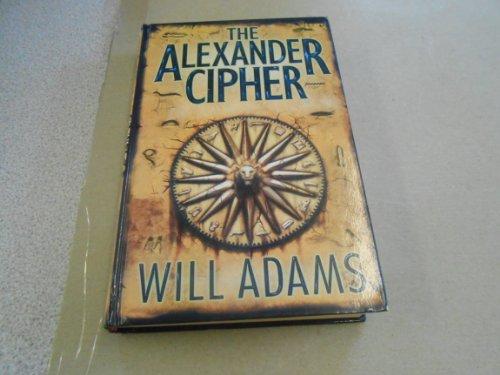 9781847822666: The Alexander Cipher (Daniel Knox, #1)