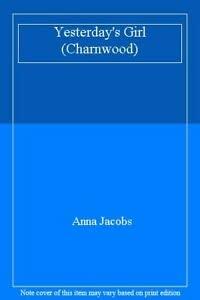 9781847824233: Yesterday's Girl (Charnwood)
