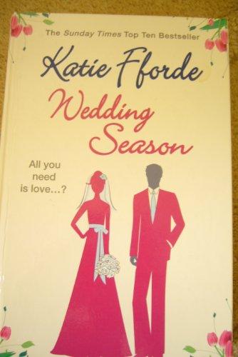 9781847824608: Wedding Season (Charnwood)
