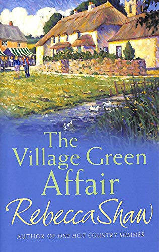 9781847825810: The Village Green Affair (Charnwood)