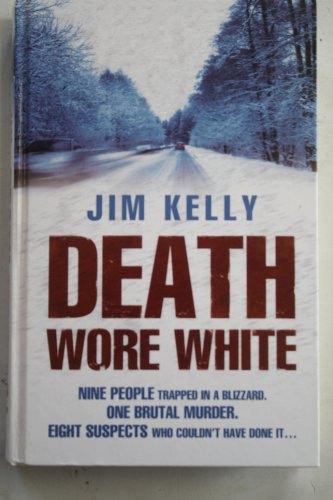 9781847828026: Death Wore White (Charnwood)