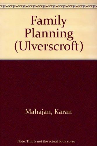 9781847829351: Family Planning (Ulverscroft)