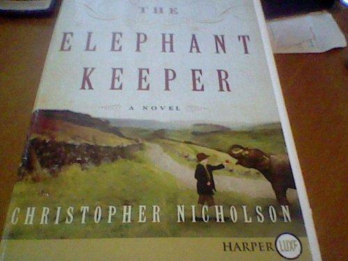 9781847829610: The Elephant Keeper