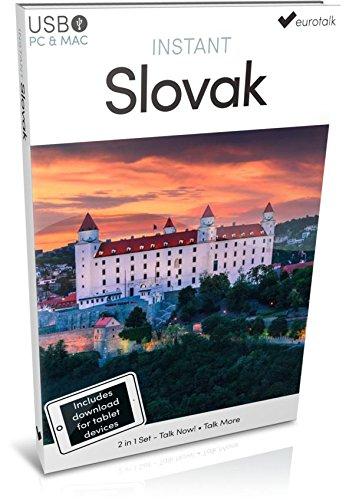 9781847830739: Instant Slovak - Learn on the Move. Beginners Plus Usb (Slovak Edition)