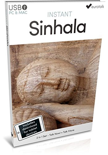 9781847831439: Instant Sinhala - USB Course for Beginners (Instant Usb)