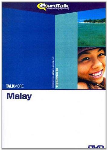 Talk More - Malay: Interactive Video DVD: EuroTalk Ltd.