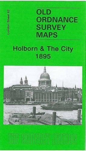 Holborn & The City, 1895: London Sheet: Pamela Taylor
