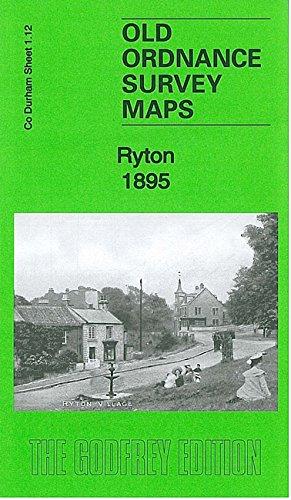Ryton 1895: County Durham Sheet 1.12 (Old: Lang, Anthea